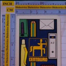 Coleccionismo deportivo: CALENDARIO DE BOLSILLO. FOURNIER. AÑO 1978 CENTAURO. Lote 197687988