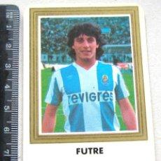 Coleccionismo deportivo: PAOLO FUTRE PORTUGAL FC PORTO OPORTO CALENDARIO BOLSILLO 1986 ED. CROMOGAL ATLETICO MADRID. Lote 198409693