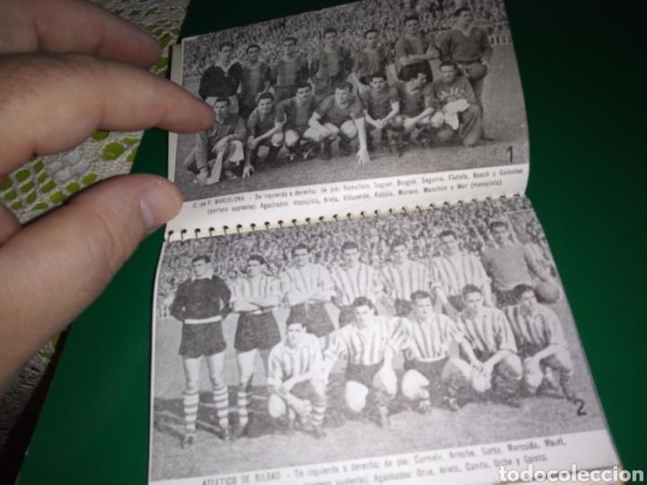Coleccionismo deportivo: Calendario Liga española de fútbol Dinámico 1955. Impecable - Foto 2 - 204058138