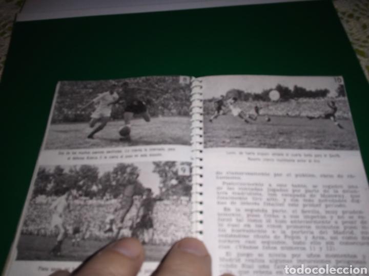 Coleccionismo deportivo: Calendario Liga española de fútbol Dinámico 1955. Impecable - Foto 3 - 204058138