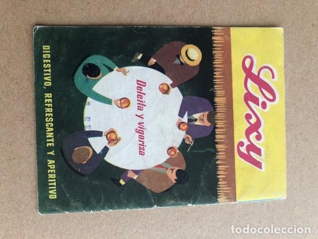 Coleccionismo deportivo: CAMPEONATO DE LIGA 1ª Y 2ª DIVISION TEMPORADA 1955 1956 55 56 MARTINI Y ROSSI C2 - Foto 2 - 205372215
