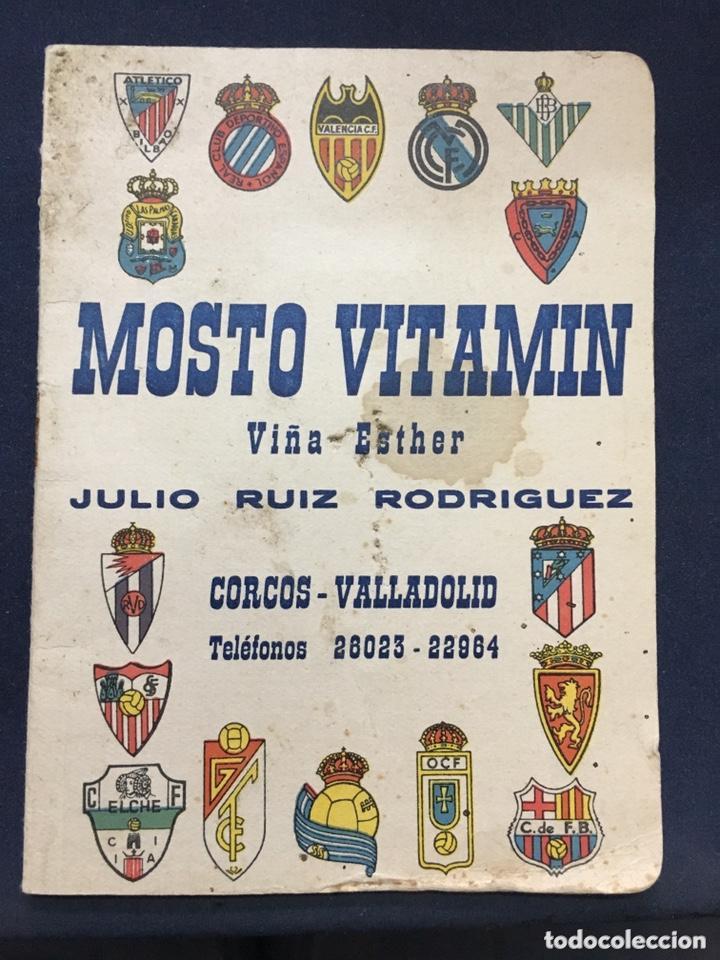 CALENDARIO TEMPORADA 1960 1961 - PRIMERA SEGUNDA (NORTE Y SUR) Y TERCERA DIVISIÓN (Coleccionismo Deportivo - Documentos de Deportes - Calendarios)