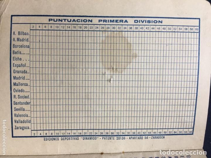Coleccionismo deportivo: CALENDARIO TEMPORADA 1960 1961 - PRIMERA SEGUNDA (NORTE Y SUR) Y TERCERA DIVISIÓN - Foto 2 - 205711821