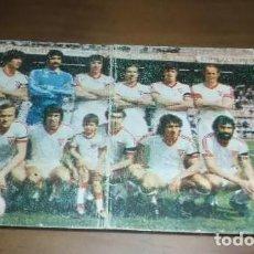Coleccionismo deportivo: ANTIGUO CALENDARIO FUTBOL SEVILLA F.C. - LIGA 1978 1979. Lote 205786893