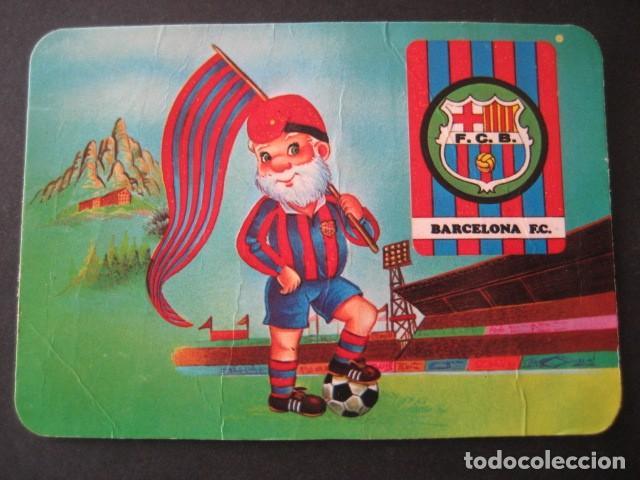 Coleccionismo deportivo: 7 CALENDARIOS FUTBOL CLUB BARCELONA BARÇA. AÑOS 1989 - 90 - 95 - 97 - 02 - 04 - 08 - Foto 3 - 205801105