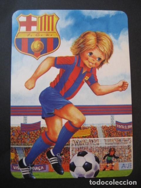 Coleccionismo deportivo: 7 CALENDARIOS FUTBOL CLUB BARCELONA BARÇA. AÑOS 1989 - 90 - 95 - 97 - 02 - 04 - 08 - Foto 4 - 205801105