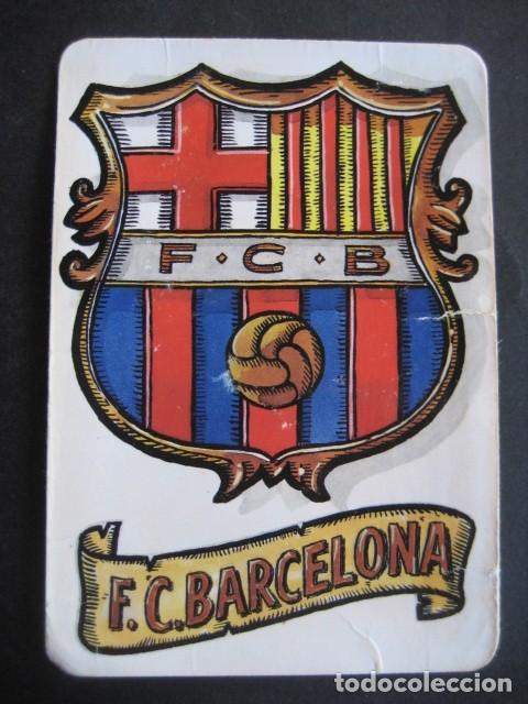 Coleccionismo deportivo: 7 CALENDARIOS FUTBOL CLUB BARCELONA BARÇA. AÑOS 1989 - 90 - 95 - 97 - 02 - 04 - 08 - Foto 5 - 205801105