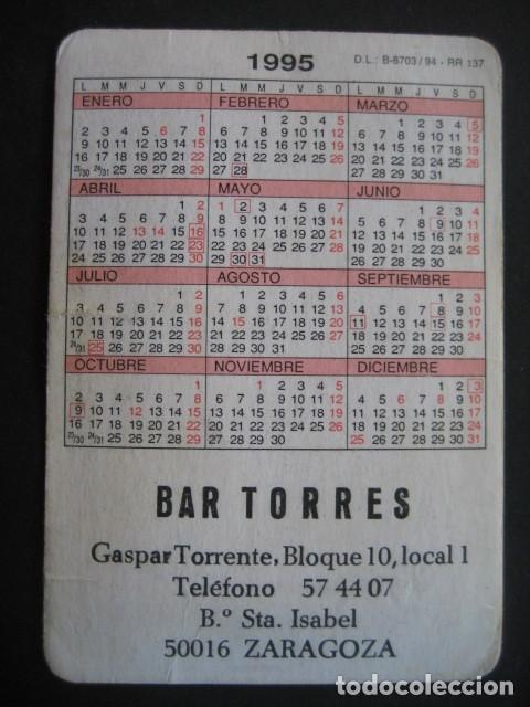 Coleccionismo deportivo: 7 CALENDARIOS FUTBOL CLUB BARCELONA BARÇA. AÑOS 1989 - 90 - 95 - 97 - 02 - 04 - 08 - Foto 6 - 205801105