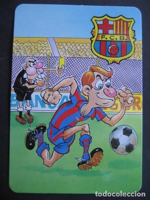 Coleccionismo deportivo: 7 CALENDARIOS FUTBOL CLUB BARCELONA BARÇA. AÑOS 1989 - 90 - 95 - 97 - 02 - 04 - 08 - Foto 8 - 205801105