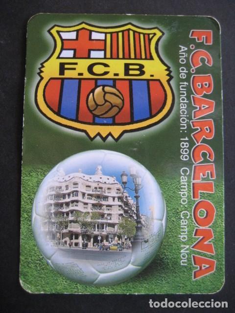 Coleccionismo deportivo: 7 CALENDARIOS FUTBOL CLUB BARCELONA BARÇA. AÑOS 1989 - 90 - 95 - 97 - 02 - 04 - 08 - Foto 10 - 205801105
