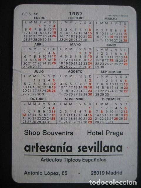 Coleccionismo deportivo: 6 CALENDARIOS FUTBOL ATLETICO DE MADRID. AÑOS 1987 - 88 - 94 - 97 - 00 - Foto 4 - 205801320