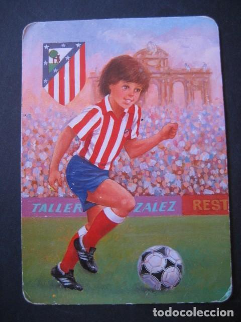 Coleccionismo deportivo: 6 CALENDARIOS FUTBOL ATLETICO DE MADRID. AÑOS 1987 - 88 - 94 - 97 - 00 - Foto 7 - 205801320