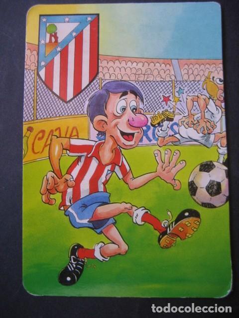 Coleccionismo deportivo: 6 CALENDARIOS FUTBOL ATLETICO DE MADRID. AÑOS 1987 - 88 - 94 - 97 - 00 - Foto 10 - 205801320