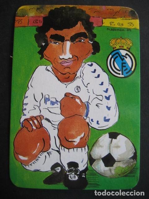 Coleccionismo deportivo: 6 CALENDARIOS FUTBOL REAL MADRID. AÑOS 1977 - 88 - 91 - 95 - 96 - 01 - 02 - Foto 7 - 205801563