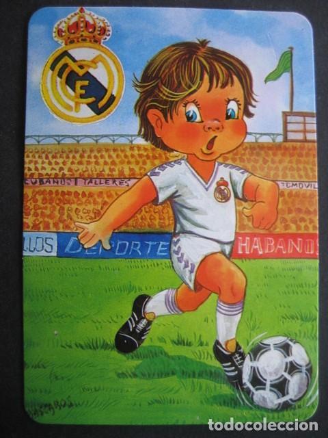 Coleccionismo deportivo: 6 CALENDARIOS FUTBOL REAL MADRID. AÑOS 1977 - 88 - 91 - 95 - 96 - 01 - 02 - Foto 10 - 205801563