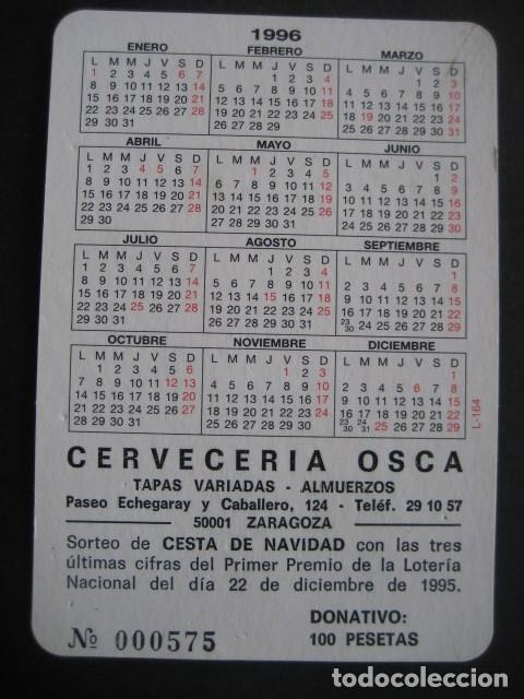 Coleccionismo deportivo: 6 CALENDARIOS FUTBOL REAL MADRID. AÑOS 1977 - 88 - 91 - 95 - 96 - 01 - 02 - Foto 11 - 205801563