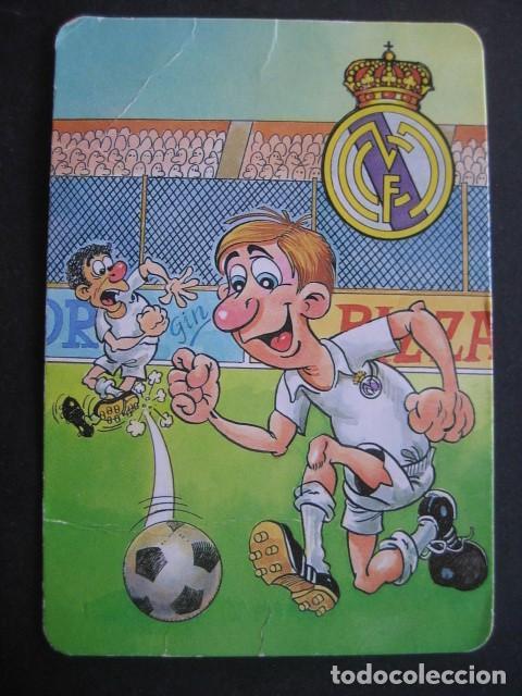Coleccionismo deportivo: 6 CALENDARIOS FUTBOL REAL MADRID. AÑOS 1977 - 88 - 91 - 95 - 96 - 01 - 02 - Foto 12 - 205801563