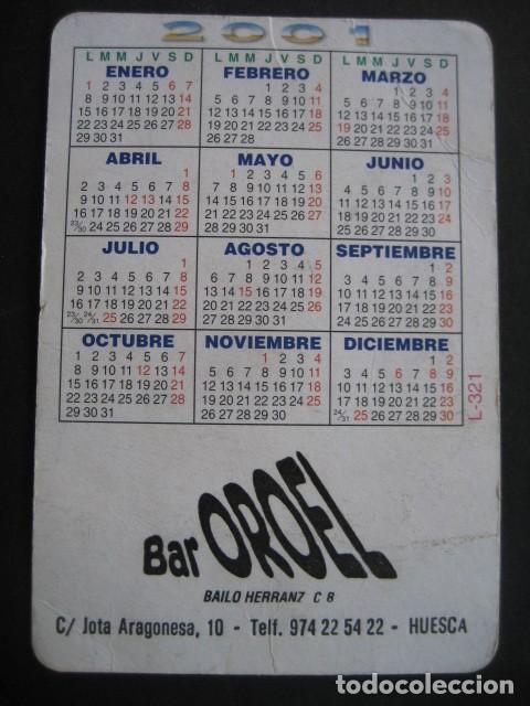 Coleccionismo deportivo: 6 CALENDARIOS FUTBOL REAL MADRID. AÑOS 1977 - 88 - 91 - 95 - 96 - 01 - 02 - Foto 13 - 205801563