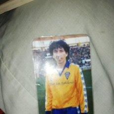 Coleccionismo deportivo: CALENDARIO MÁGICO GONZÁLEZ 2006 PLASTIFICADO. Lote 210269767