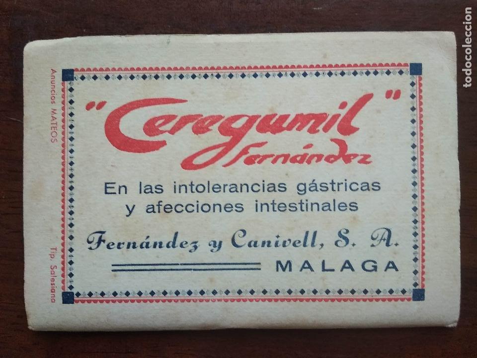 Coleccionismo deportivo: CALENDARIO LIBRITO FUTBOL CAMPEONATO NACIONAL DE LIGA 46 47 1946 1947 SEGUNDA DIVISION MALAGA 54PAG. - Foto 8 - 211891376