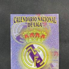 Coleccionismo deportivo: CALENDARIO NACIONAL DE LIGA. 1ª DIVISION. TEMPORADA 98/99. VER FOTOS. Lote 213775666