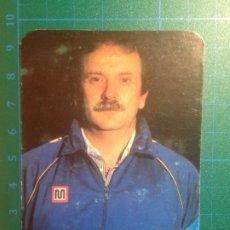 Coleccionismo deportivo: CALENDARIO 1987 CAJA DE AHORROS MUNICIPAL DE BILBAO (BALONCESTO) - BASKET CAJABILBAO-JOXEAN FIGUEROA. Lote 218893208