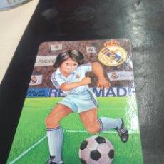 Coleccionismo deportivo: CALENDARIO DE BOLSILLO REAL MADRID 1988. ARNEDO LA RIOJA.. Lote 222787363