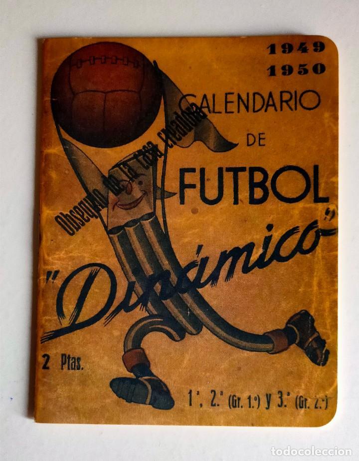 Coleccionismo deportivo: 90 calendarios Dinamico de 1970 al 2015. Gratuitos, numerados de pago, internacionales. etc - Foto 15 - 227868725