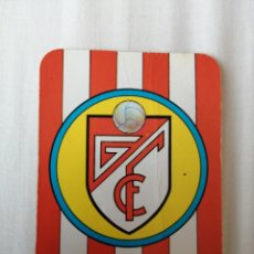 Colecionismo desportivo: CALENDARIO DE BOLSILLO GRANADA CF. Lote 229057867