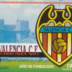 Coleccionismo deportivo: CALENDARIO VALENCIA C.F. AÑO 2000 PEÑA COLORISTA SECTOR 8. Lote 230040445