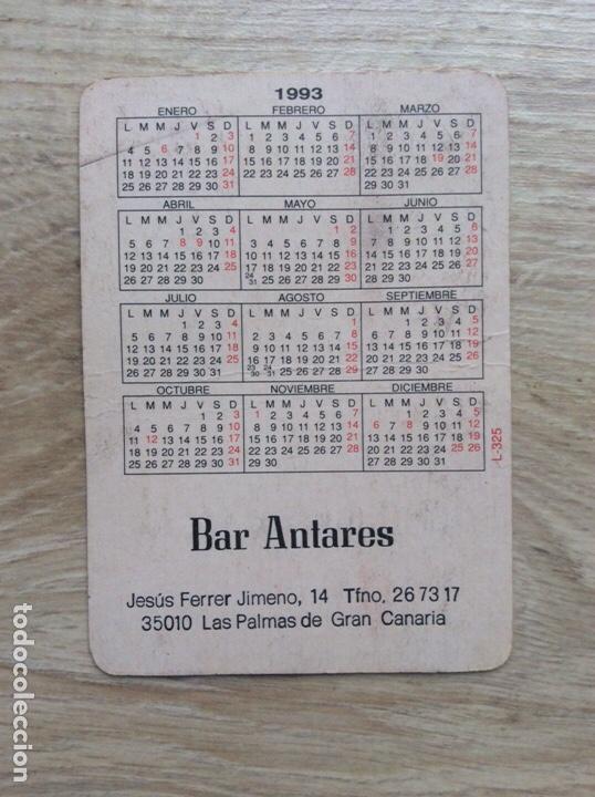 Coleccionismo deportivo: FÚTBOL CLUB BARCELONA CALENDARIO 1993 - Foto 2 - 232789460