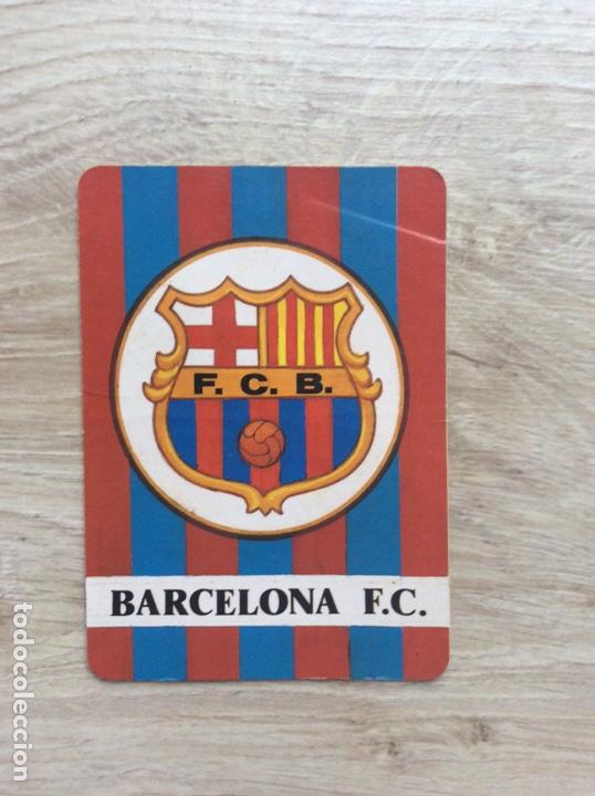 FÚTBOL CLUB BARCELONA CALENDARIO 1993 (Coleccionismo Deportivo - Documentos de Deportes - Calendarios)