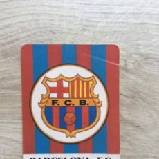 Coleccionismo deportivo: FÚTBOL CLUB BARCELONA CALENDARIO 1993. Lote 232789460