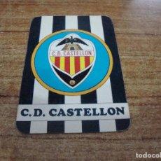 Collectionnisme sportif: CALENDARIO DE BOLSILLO TEMA FUTBOL C. D. CASTELLON 1974. Lote 233970590
