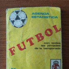 Coleccionismo deportivo: AGENDA ESTADÍSTICA FÚTBOL 55 CAMPEONATO NACIONAL DE LIGA CALENDARIO 1985/86. Lote 235876125
