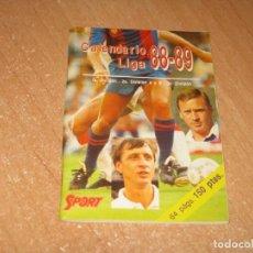 Coleccionismo deportivo: CALENDARIO LIGA 88-89. Lote 236213465