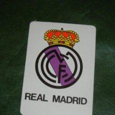 Coleccionismo deportivo: CALENDARIO REAL MADRID 1984. Lote 236267210