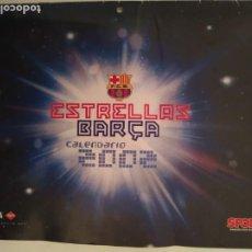 Coleccionismo deportivo: CALENDARIO ESTRELLAS BARÇA - 2002. Lote 237137240