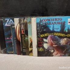 Coleccionismo deportivo: MÚSICA.....10 DISCOS VINILO LP ...MUSICA CLASICA.... Lote 243877610