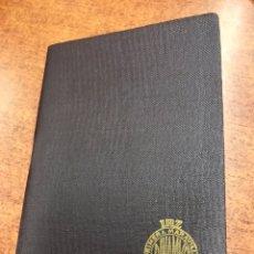 Coleccionismo deportivo: ANUARIO DINÁMICO 1954 1955 SUBCAMPEON DE LIGA Y COPA BARCELONA KUBALA. Lote 244585730