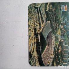 Coleccionismo deportivo: CALENDARIO NO FOURNIER 1975 BARCELONA ANTIGUO CAMPO. Lote 248685635