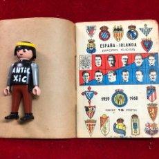 Coleccionismo deportivo: CALENDARIO FUTBOL ,DINÁMICO - LIGA 1959-60 - PRIMERA DIVISION. Lote 262175945