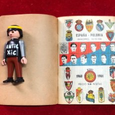 Coleccionismo deportivo: CALENDARIO FUTBOL ,DINÁMICO - LIGA 1960-61 - PRIMERA DIVISION. Lote 262176375