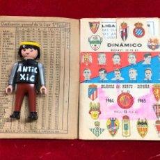 Coleccionismo deportivo: CALENDARIO FUTBOL ,DINÁMICO - LIGA 1964-65 - PRIMERA DIVISION. Lote 262179185