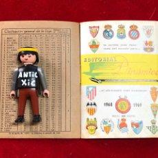 Coleccionismo deportivo: CALENDARIO FUTBOL ,DINÁMICO - LIGA 1968-69- PRIMERA DIVISION. Lote 262187910