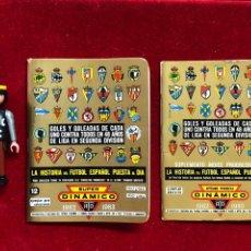 Coleccionismo deportivo: CALENDARIO FUTBOL ,DINÁMICO - LIGA 1982-83 - PRIMERA DIVISION + SUPLEMENTO. Lote 262205175