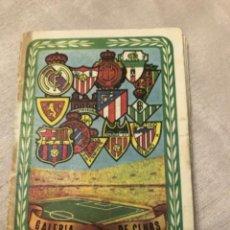 Coleccionismo deportivo: CALENDARIO DINÁMICO AÑO 65-66. DIFICIL. OCASIÓN ÚNICA!!. Lote 264455759