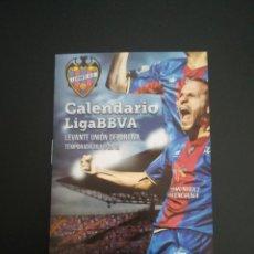 Coleccionismo deportivo: CALENDARIO DE BOLSILLO DEL LEVANTE U.D.. Lote 272957843
