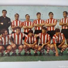 Coleccionismo deportivo: CALENDARIO TEMPORADA 1971 - 1972 ATHLETIC CLUB DE BILBAO. Lote 277161923