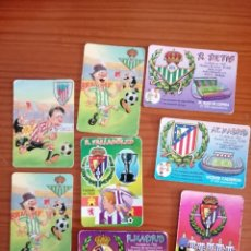 Coleccionismo deportivo: CALENDARIOS DE FUTBOL. Lote 278397973